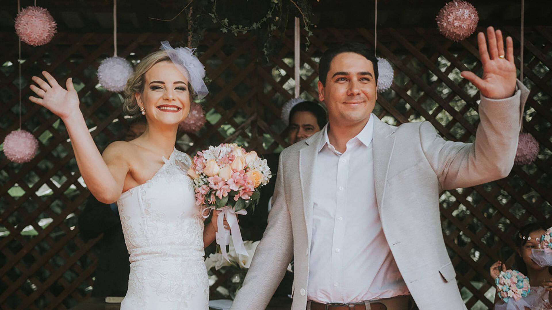 Casamentos de Camila & André