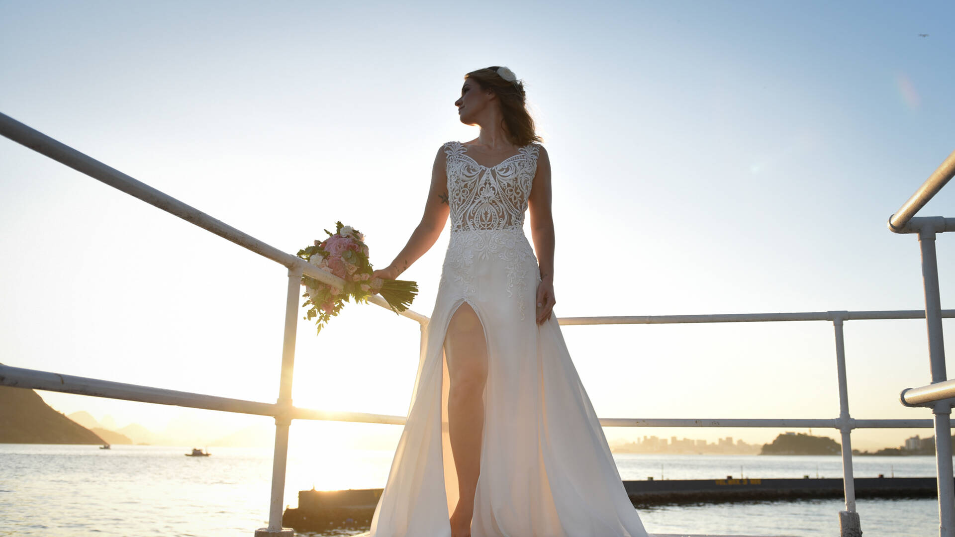 Editorial noivas de Nina Marinho