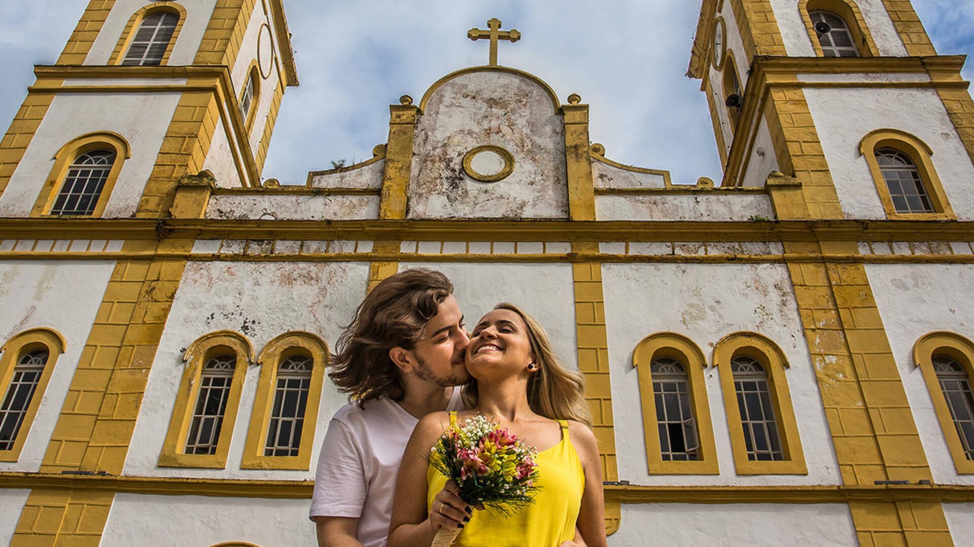 Pré - Wedding de Suellen + Marco Diogo