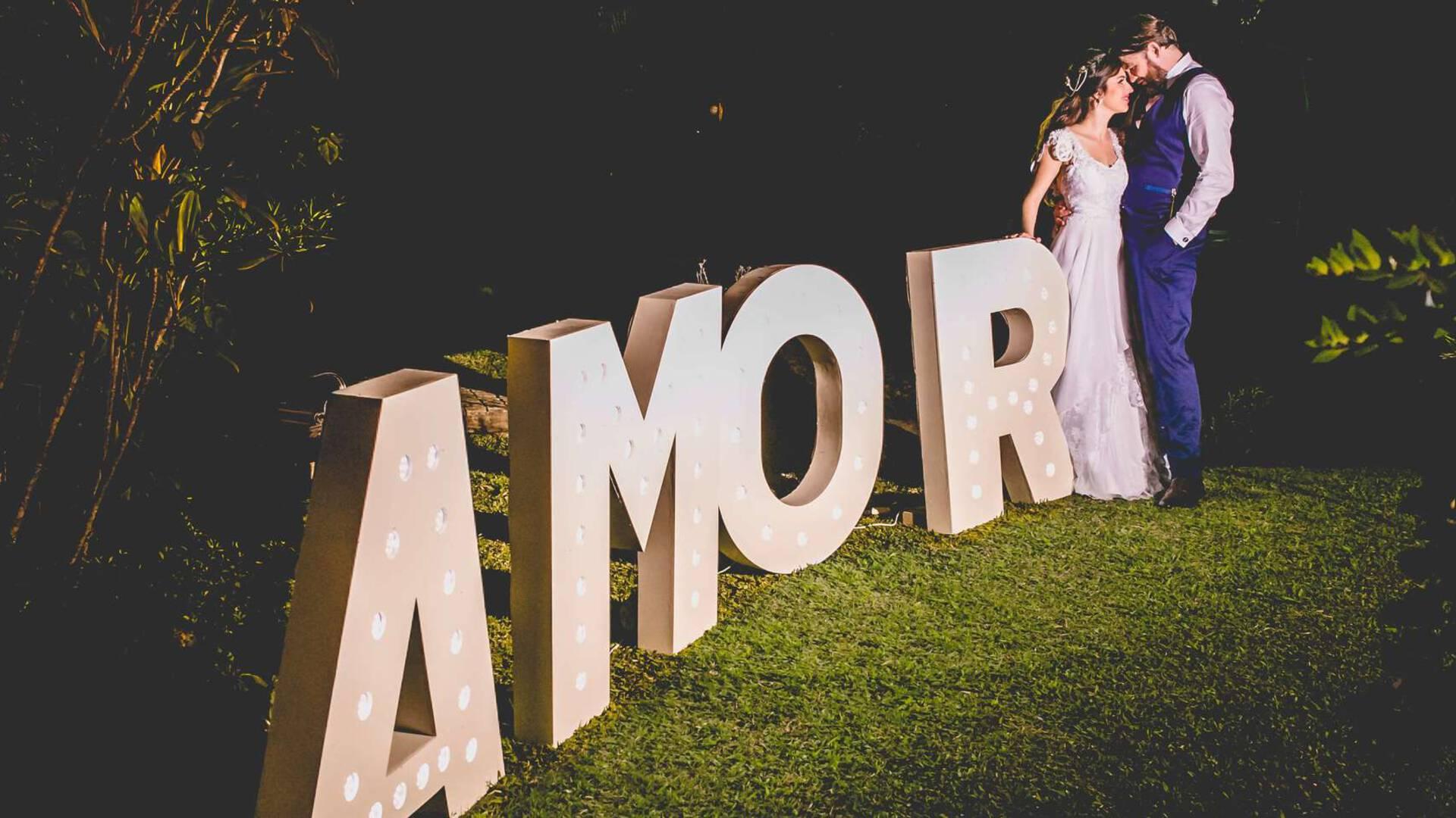 Casamentos de Pri e And