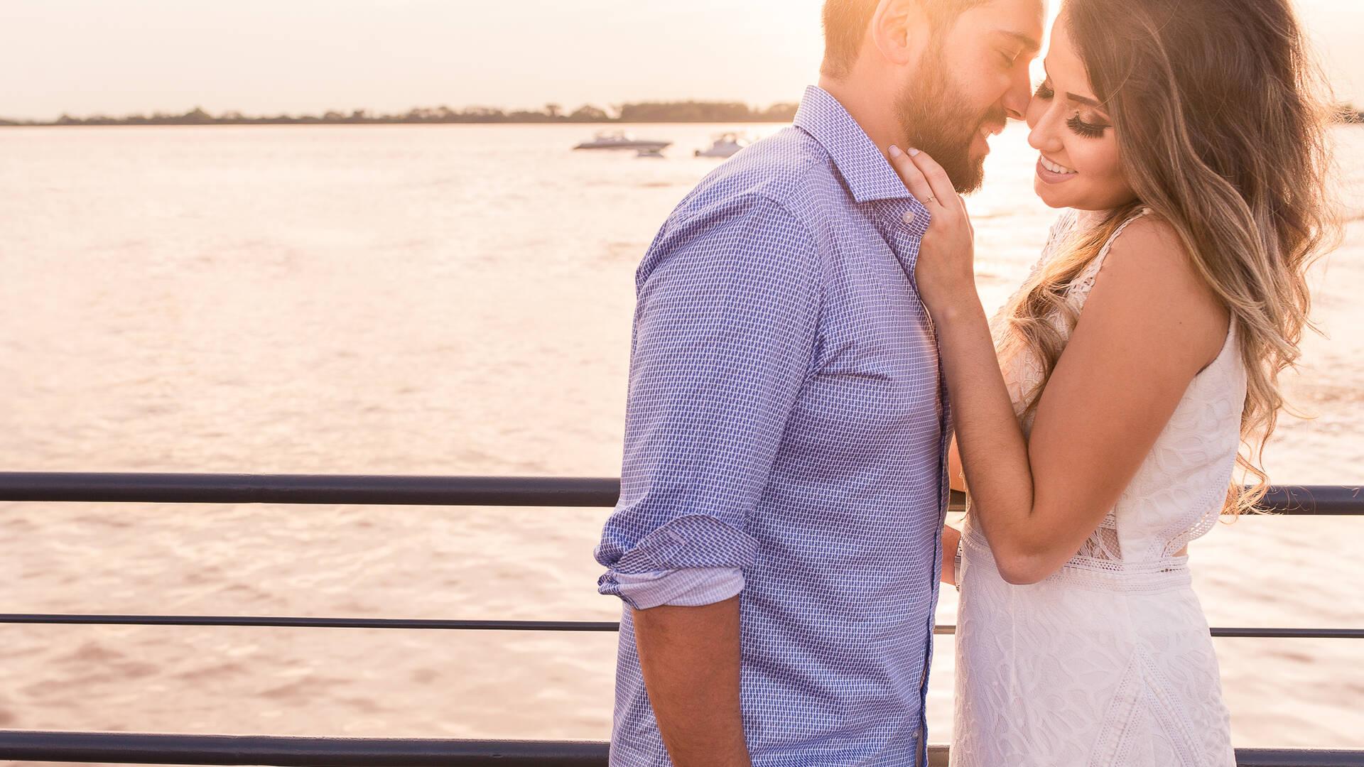 Ensaio  de Pré Casamento