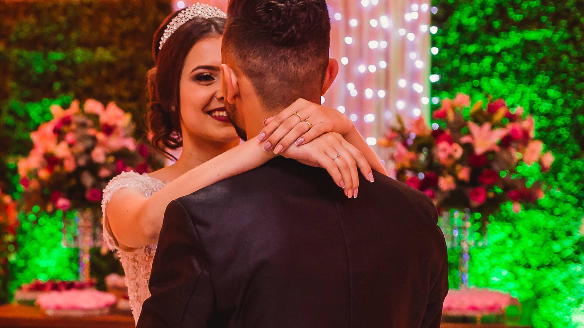 Casamento de Andressa e Christian