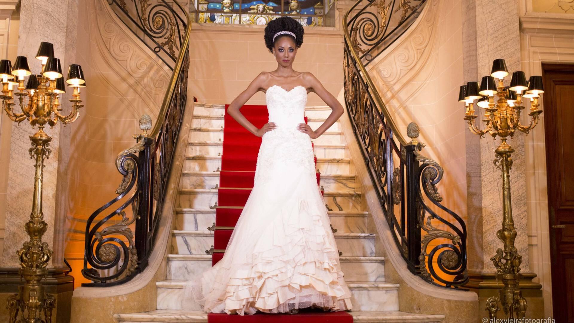 Glamour da Noiva de Entrada Triunfal