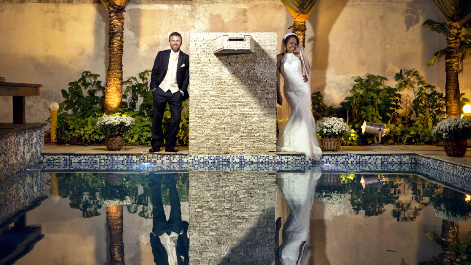 Casamento de Nina & Jay
