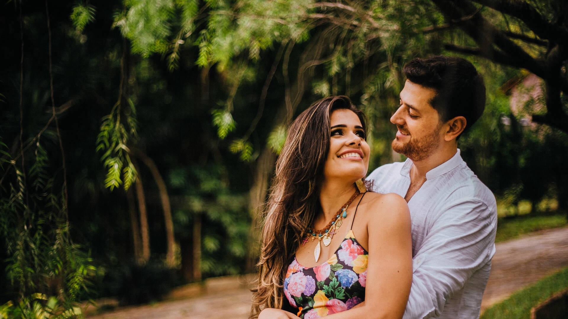 Pré-casamento de Jaque + Fábio