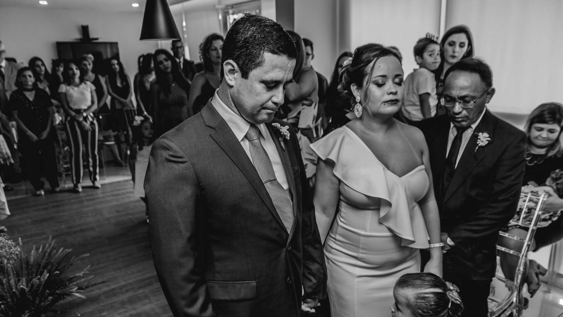 Mini Wedding de TATIANA & ANDERSON