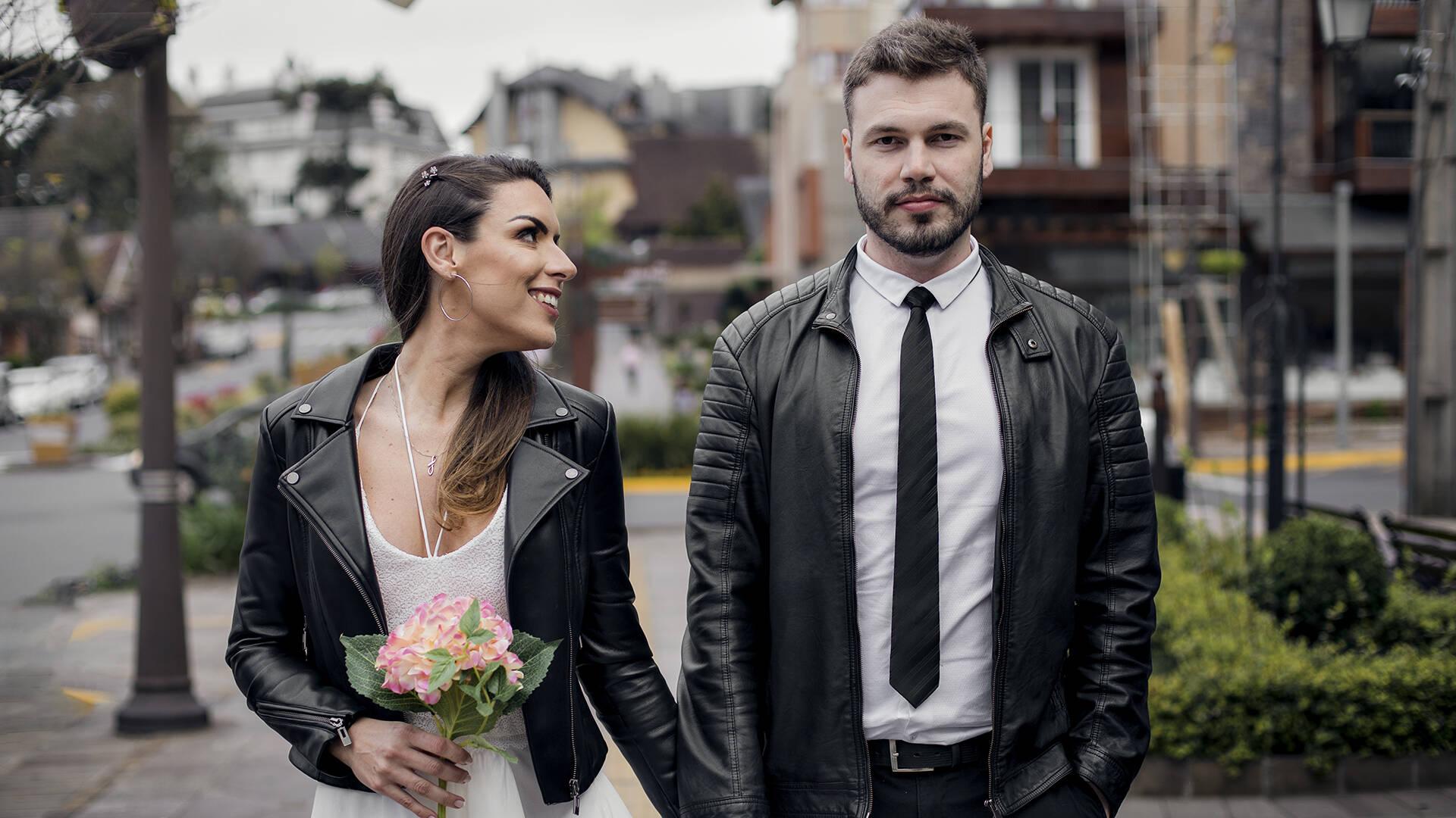 Street Wedding de