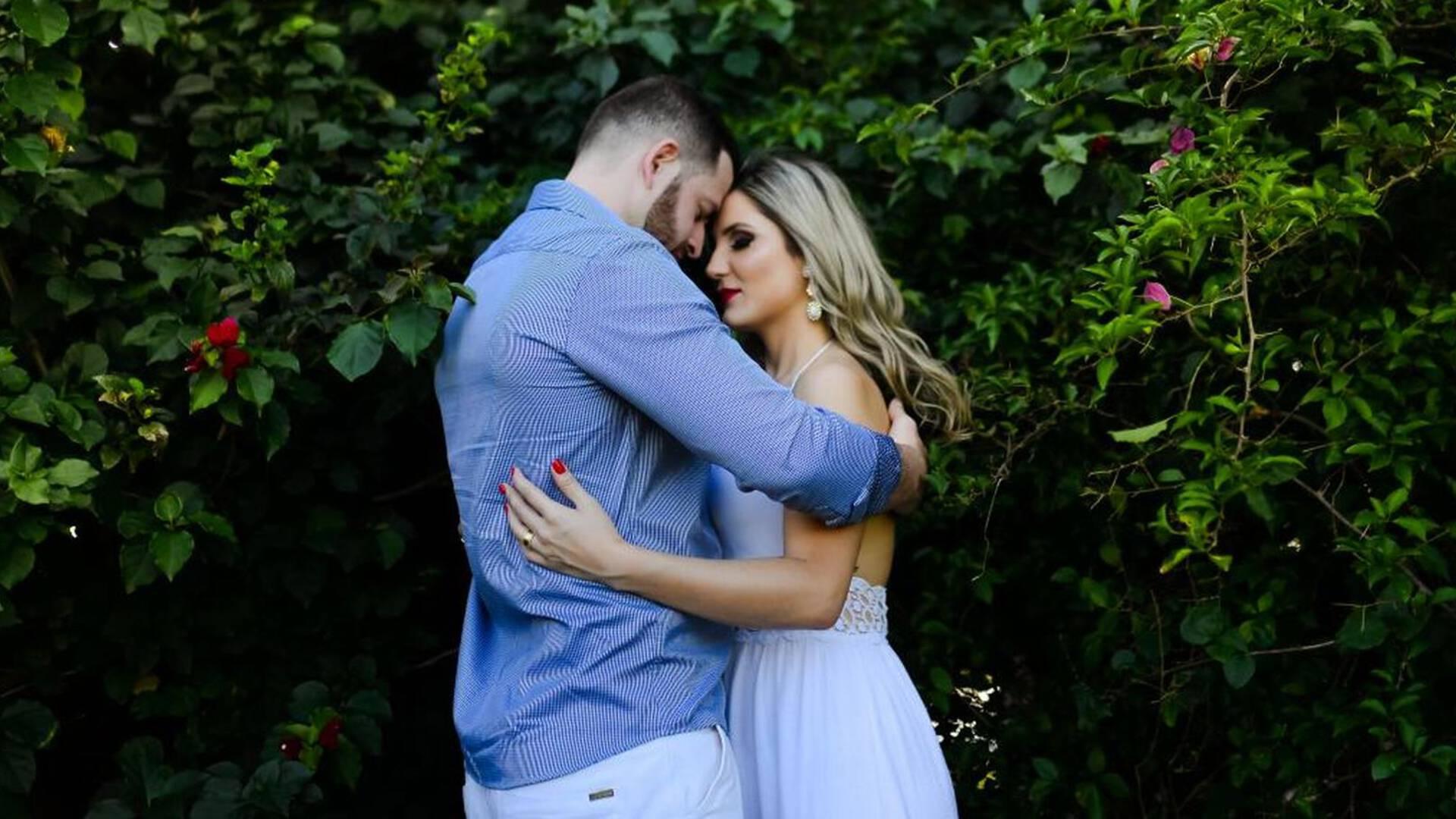 Pré - Wedding de Fernanda & Bruno