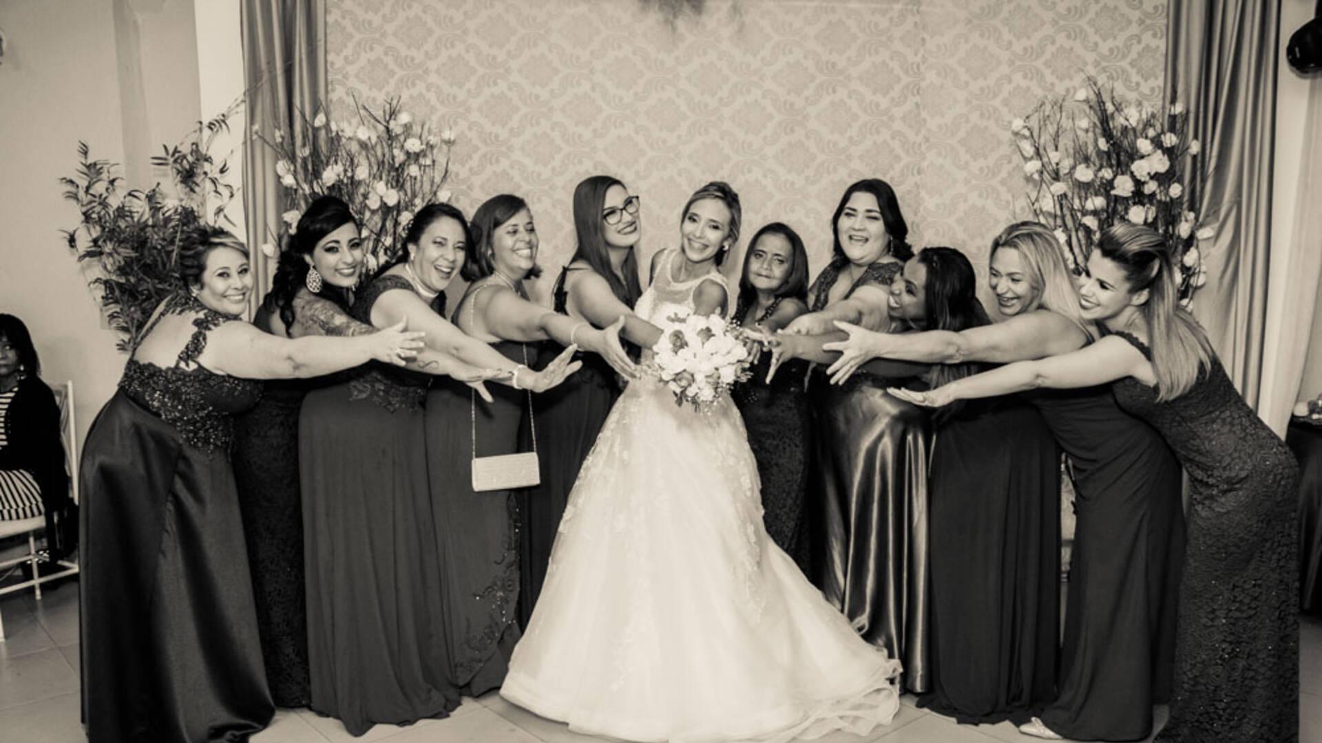 Casamento de Karla + Vagner