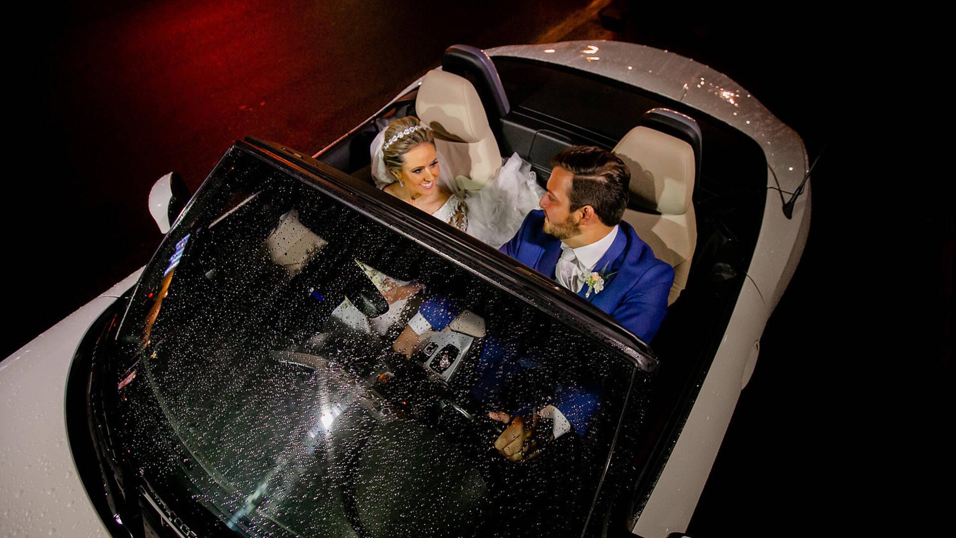 Casamento de Márcia e Olivio