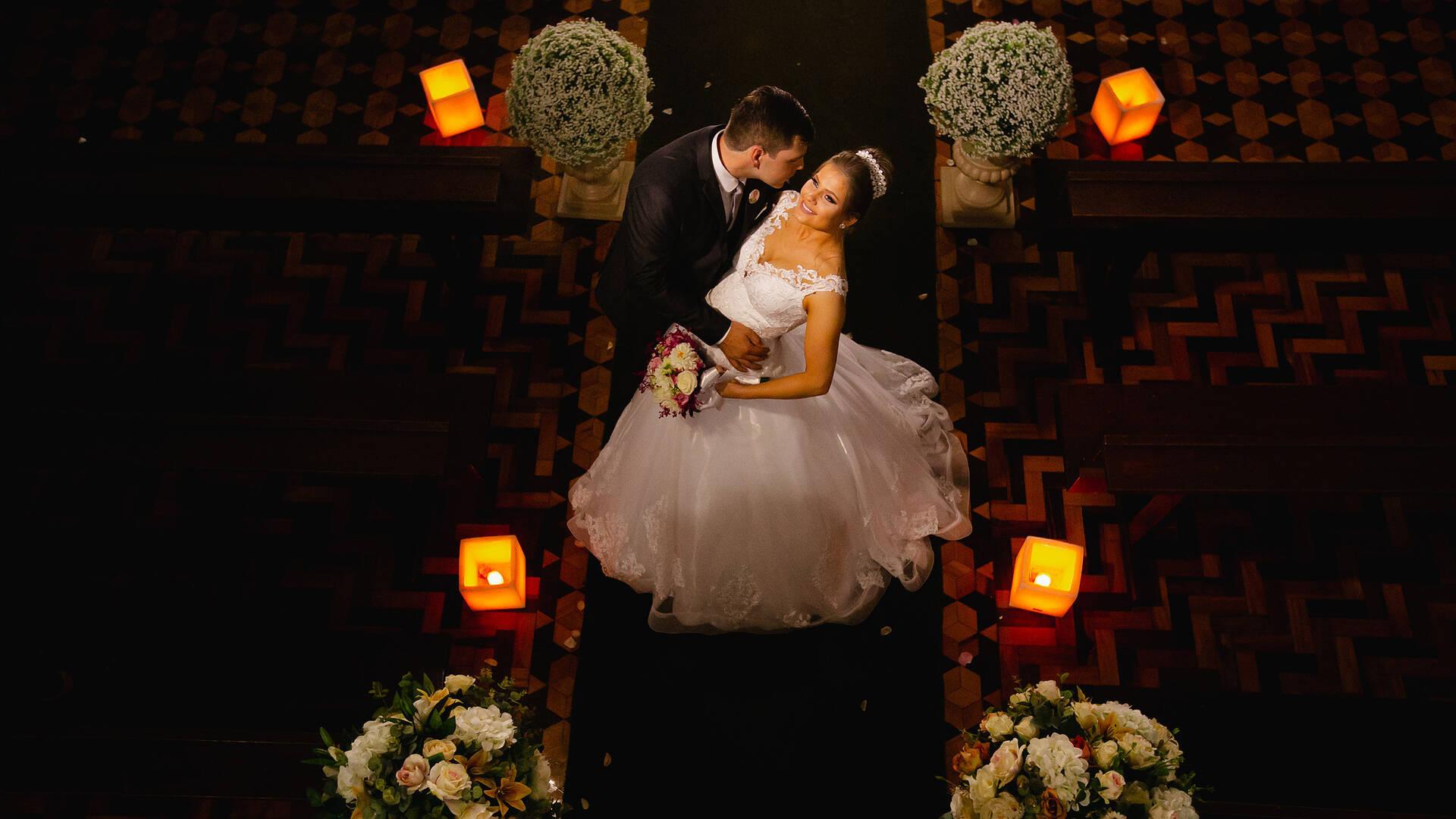 Fotografia de Casamento de Kelin e Alan