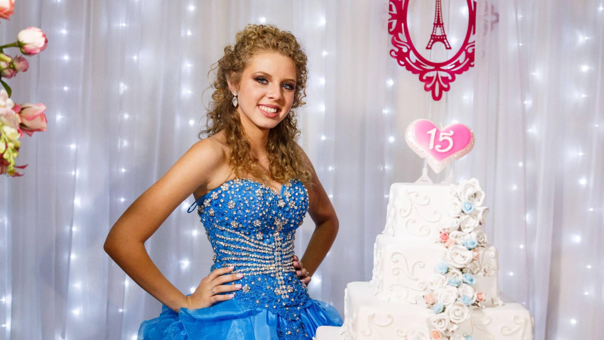Aniversário de Jennifer | 15 anos