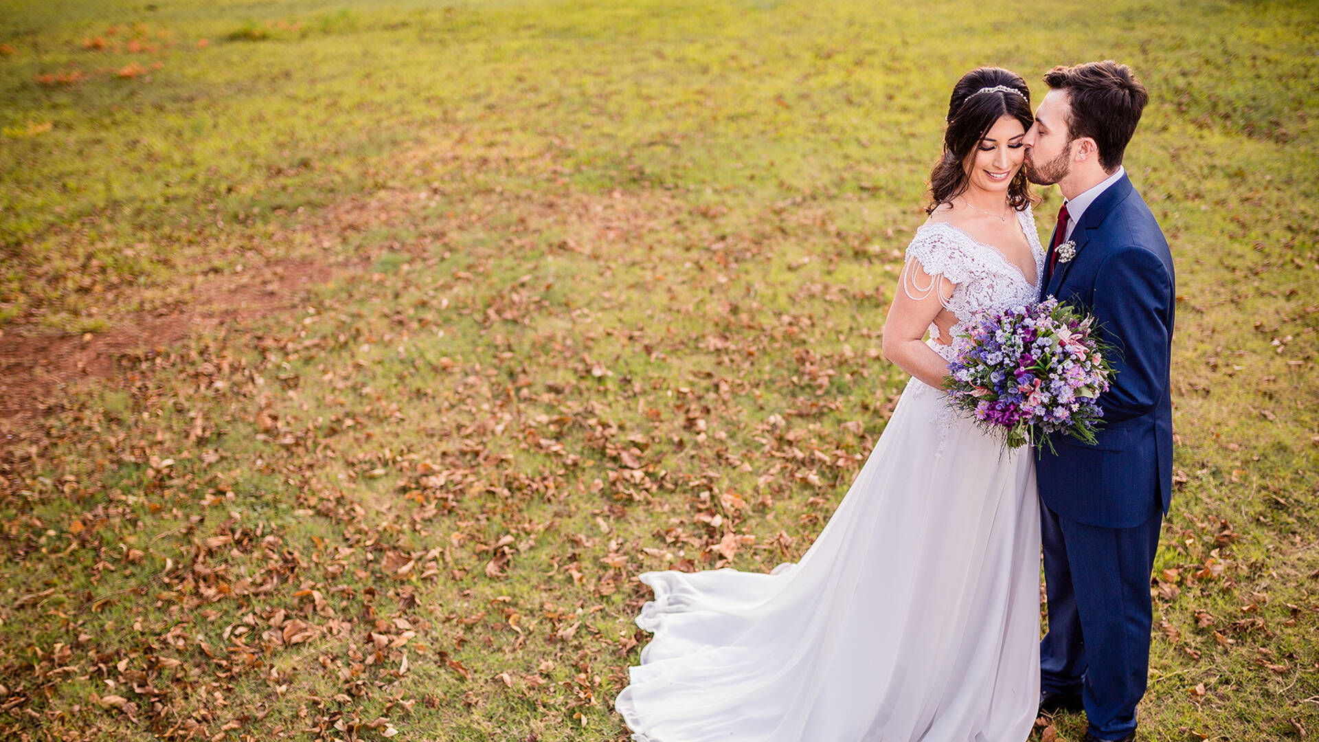 Casamento de Vanessa e Deiner