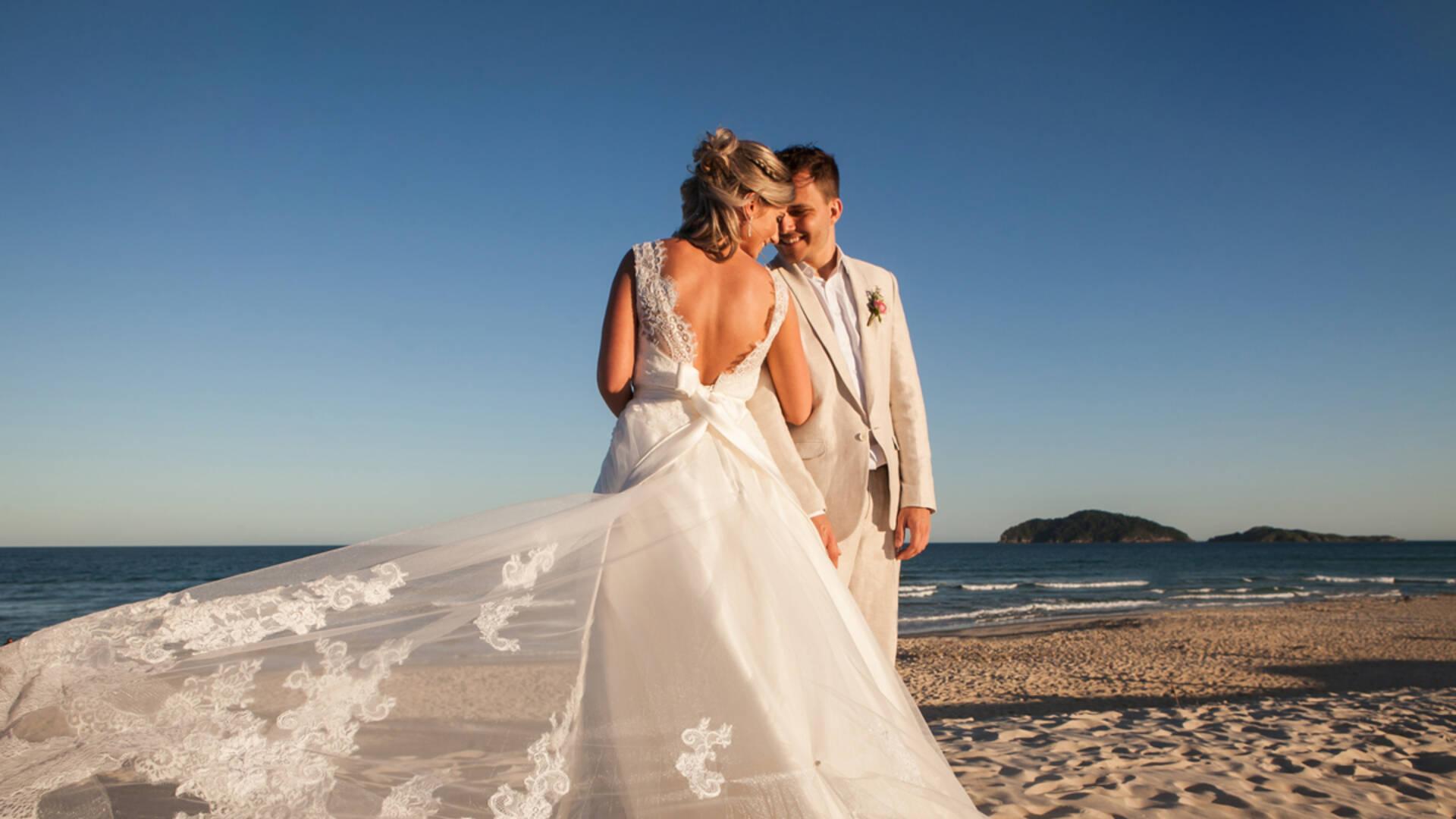 Casamento de Janine e Kaleb