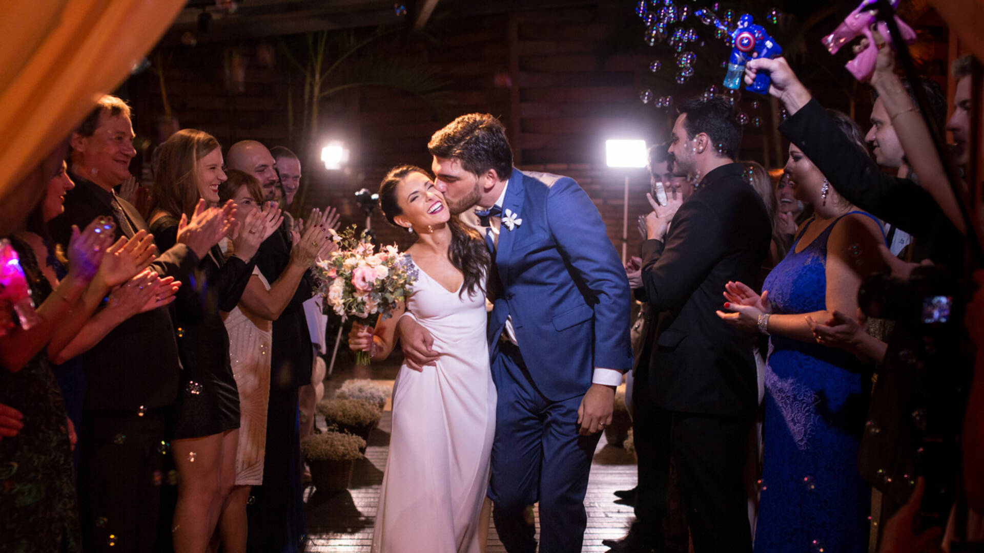 Casamento de Carol e Filipe