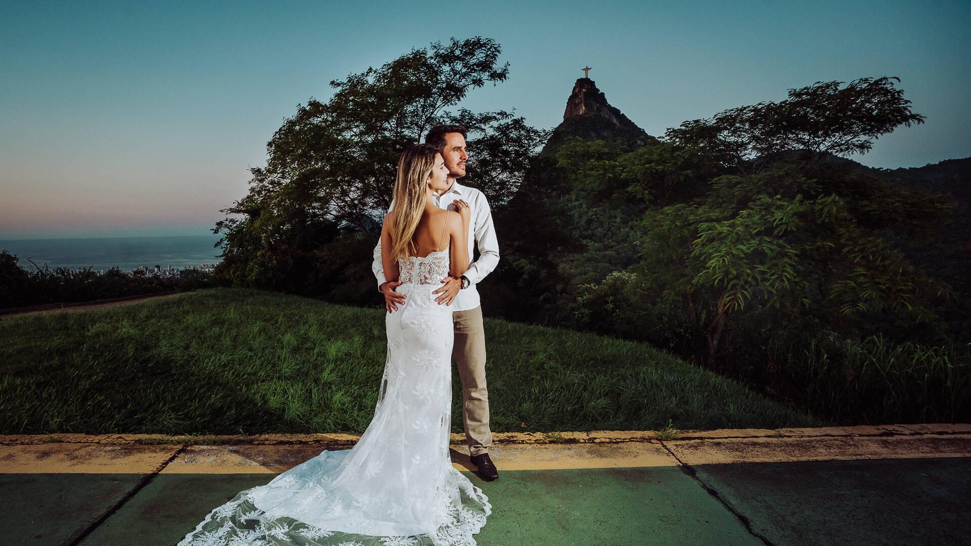Ensaio Pré-Wedding de Régis e Camile