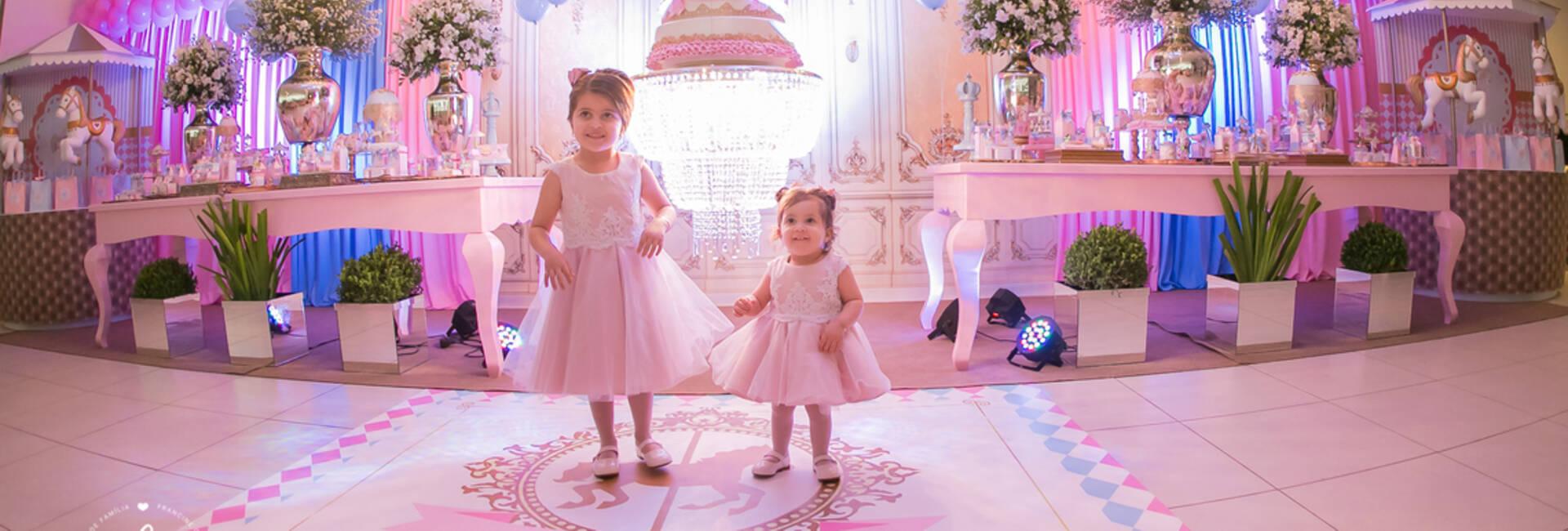 Aniversário Infantil de Laura | Primeiro Aninho