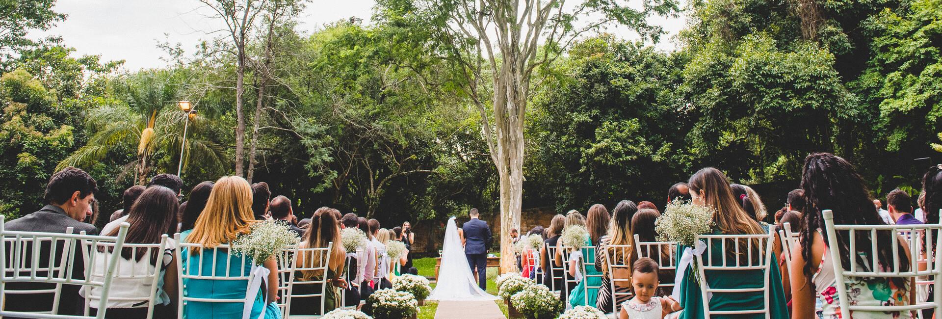 Casamento de Thaís e Bruno
