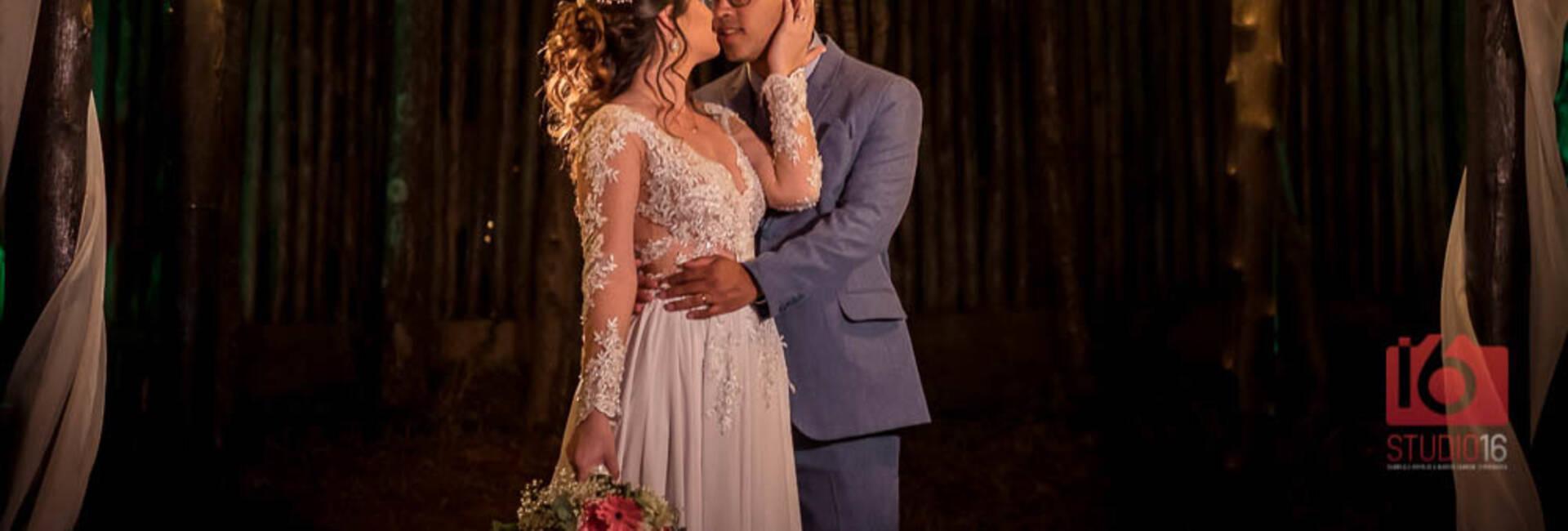 CASAMENTO de Juliana e Eraldo Jr.