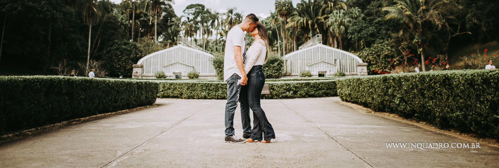 Ensaio Pré Casamento de Nayane e Jefferson