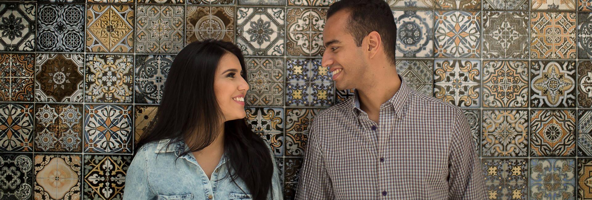 Ensaio de Juliana & Guilherme