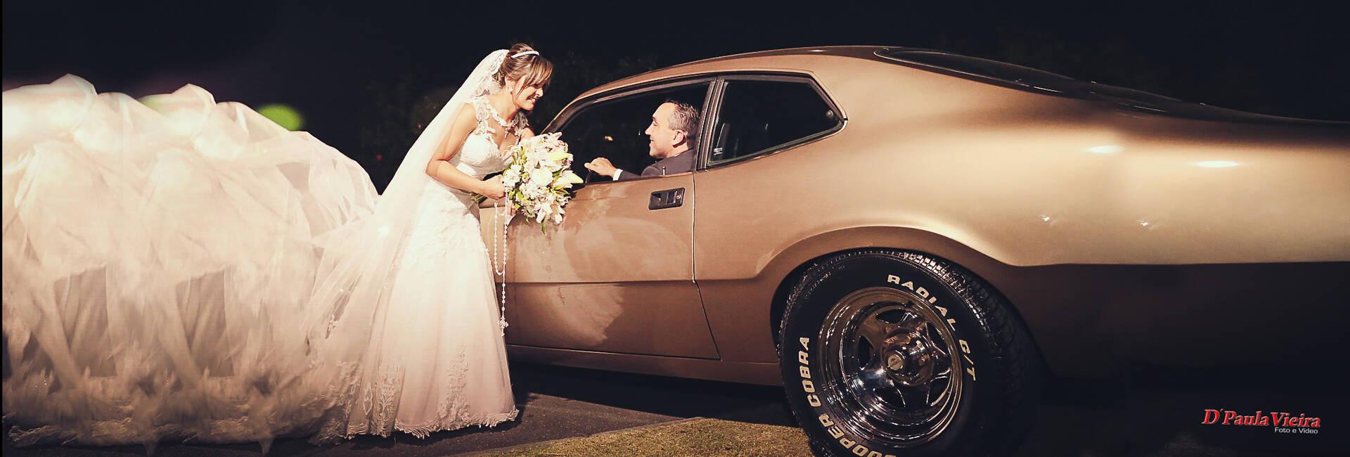 Casamento por: Fernanda C. de Luana e Felipe