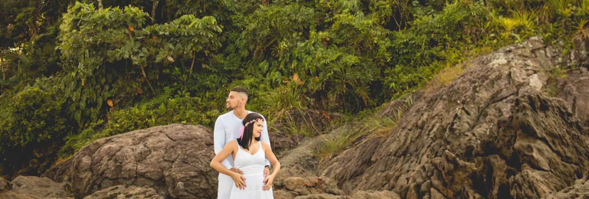 Ensaio Pré Casamento de Cris e Clayton