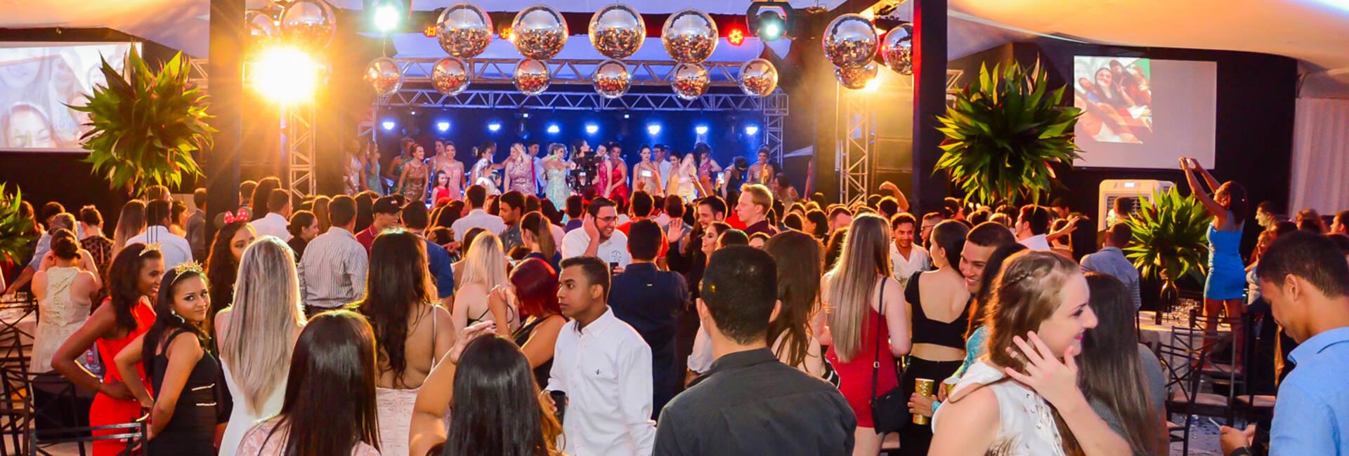 Baile de Gala de Turma Ciências Contábeis Uniflor