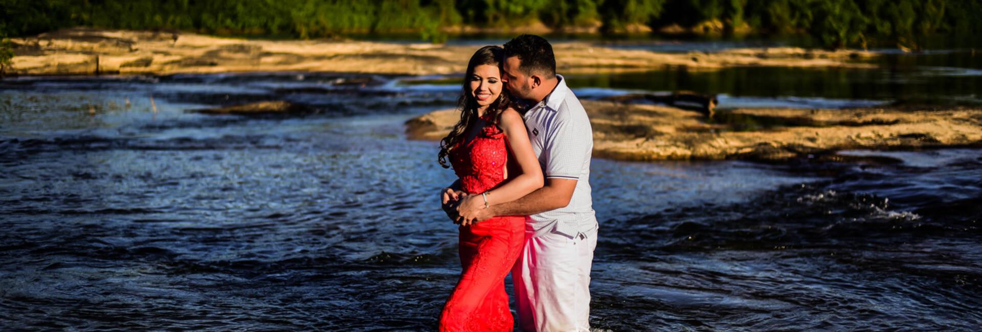 Pré Casamento de Rosangela e Geovane