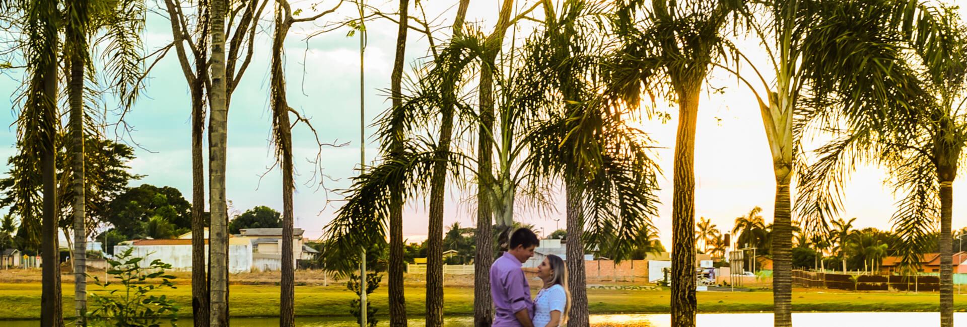 Deisyellen e Roni de Pré Casamento