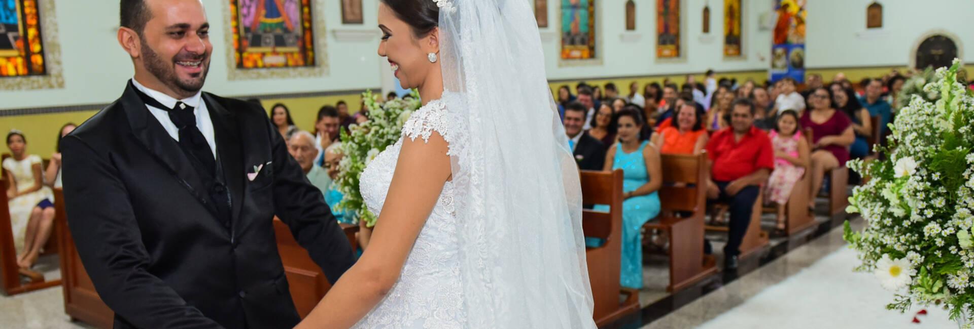 Casamento de Rosangela e Geovane