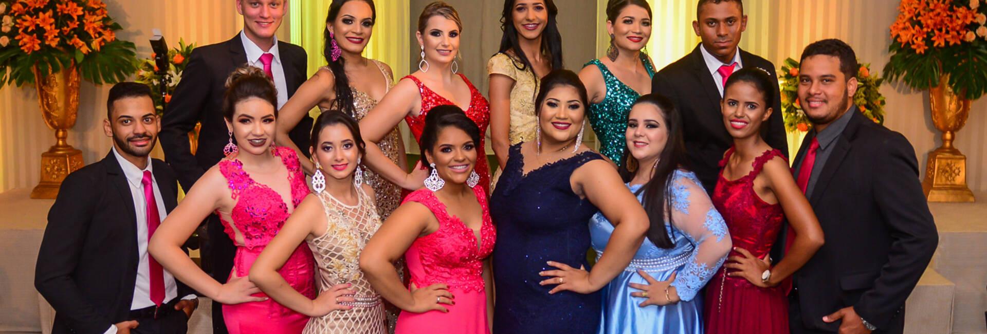 Baile de Gala de Faculdade Unifama