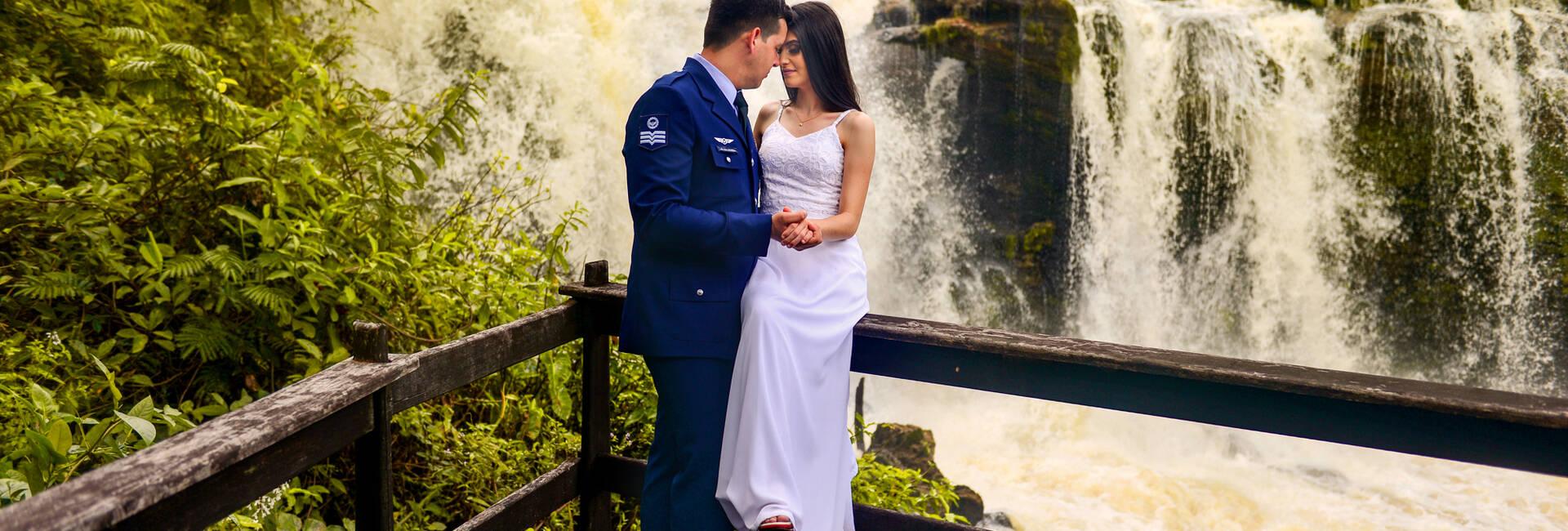 Mariana e Cristian de Pré Casamento