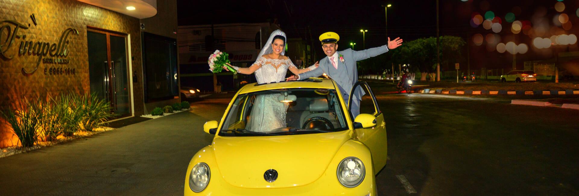 Casamento de Érica e Wander