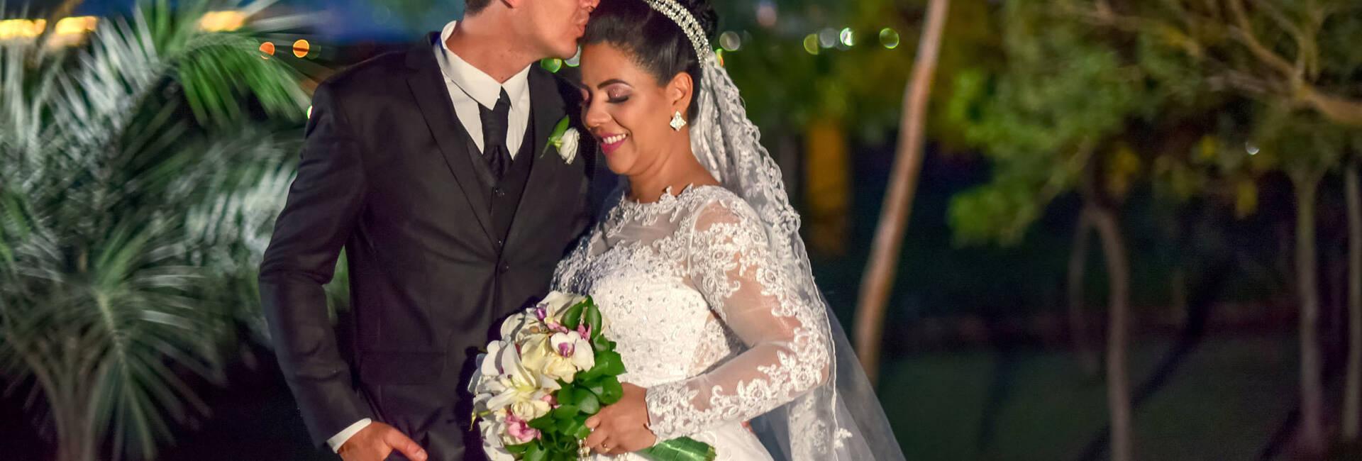 Casamento de Lucineide e Geomar