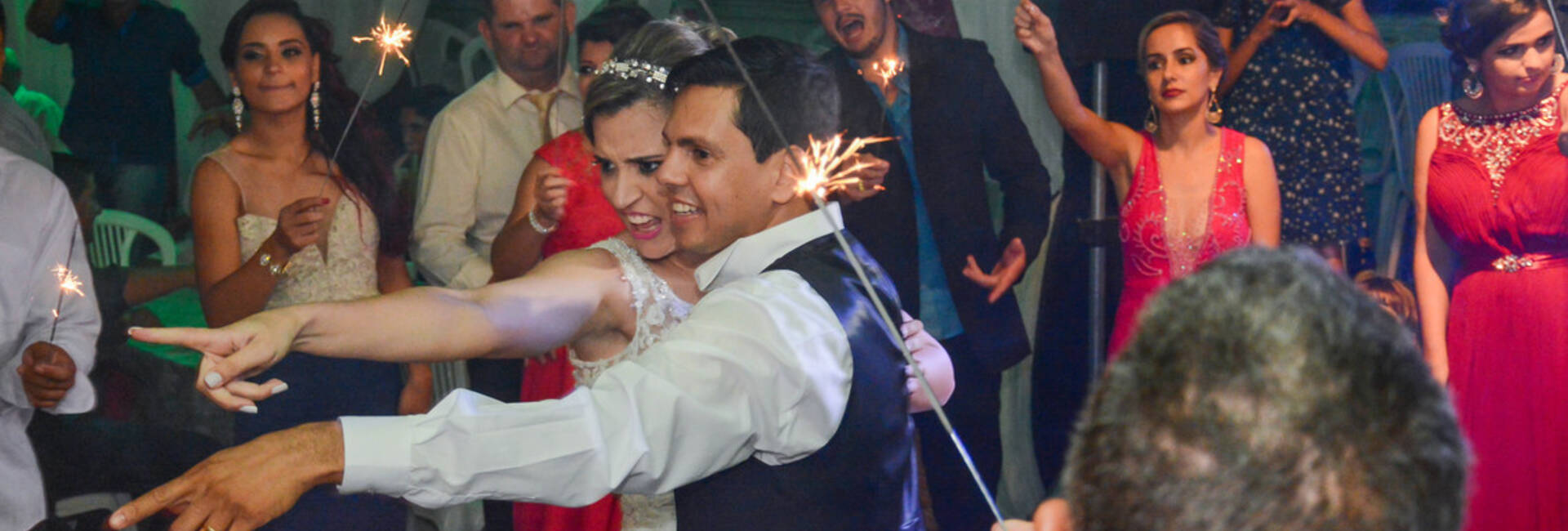 Casamento de Eveline e Marcio