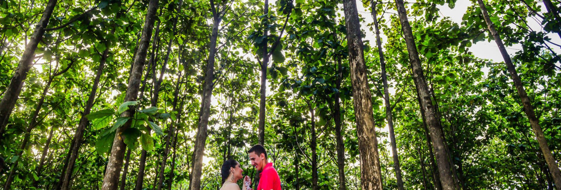 Pré Wedding de Gessica e Vinicius