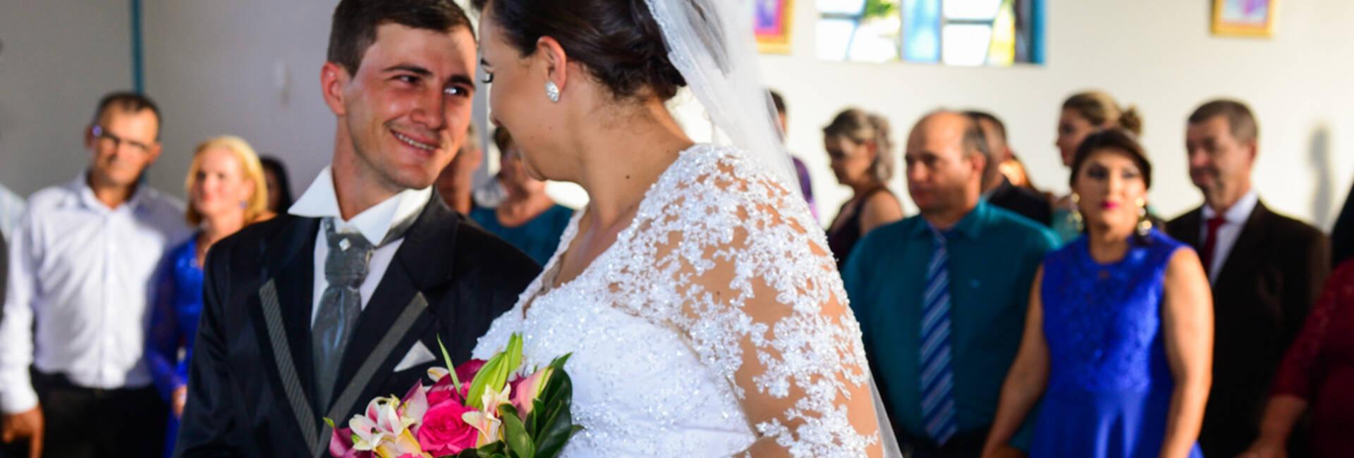 Casamento de Francielle e Leandro