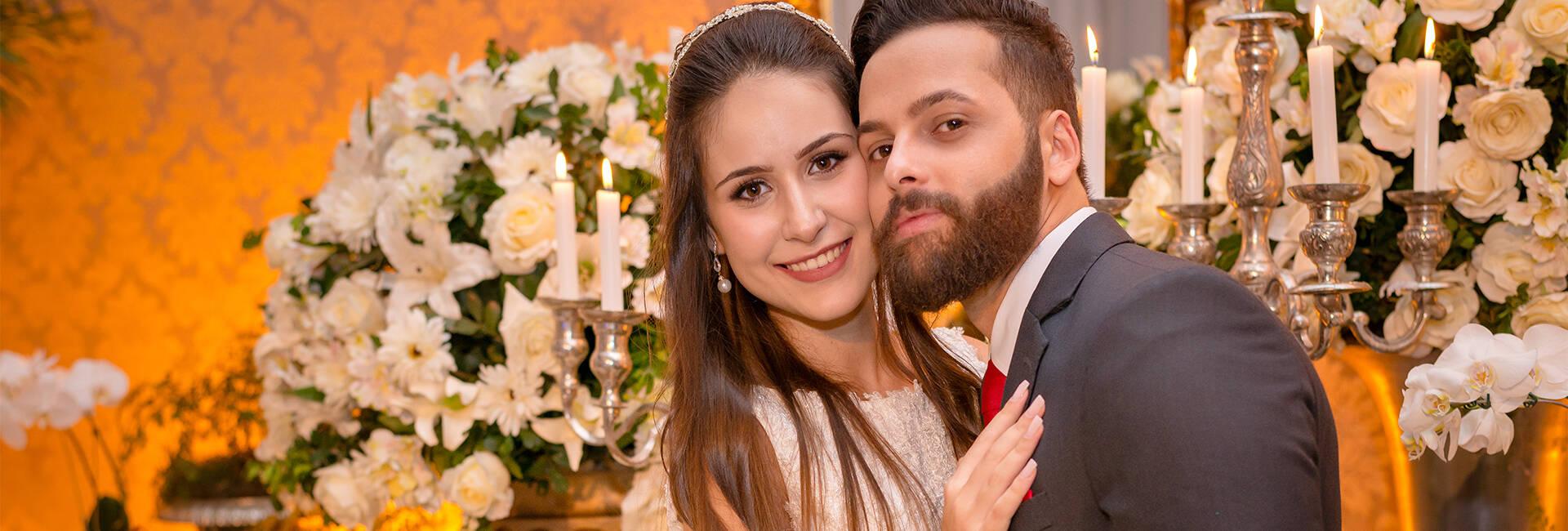 Casamento de Gabriella + Aumddy