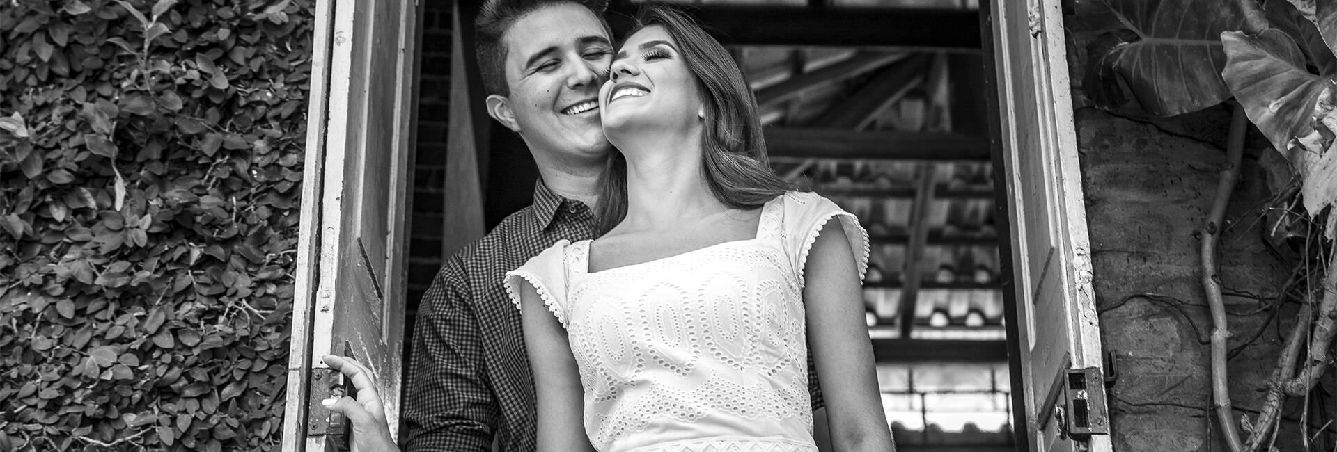 Pré Wedding de Larissa Cristina + Samuel