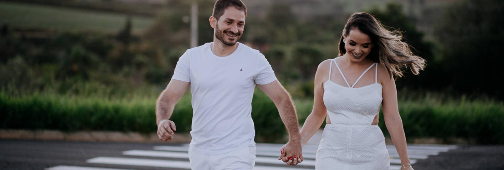 ENSAIO PRE WEDDING de JESSE E FERNANDO