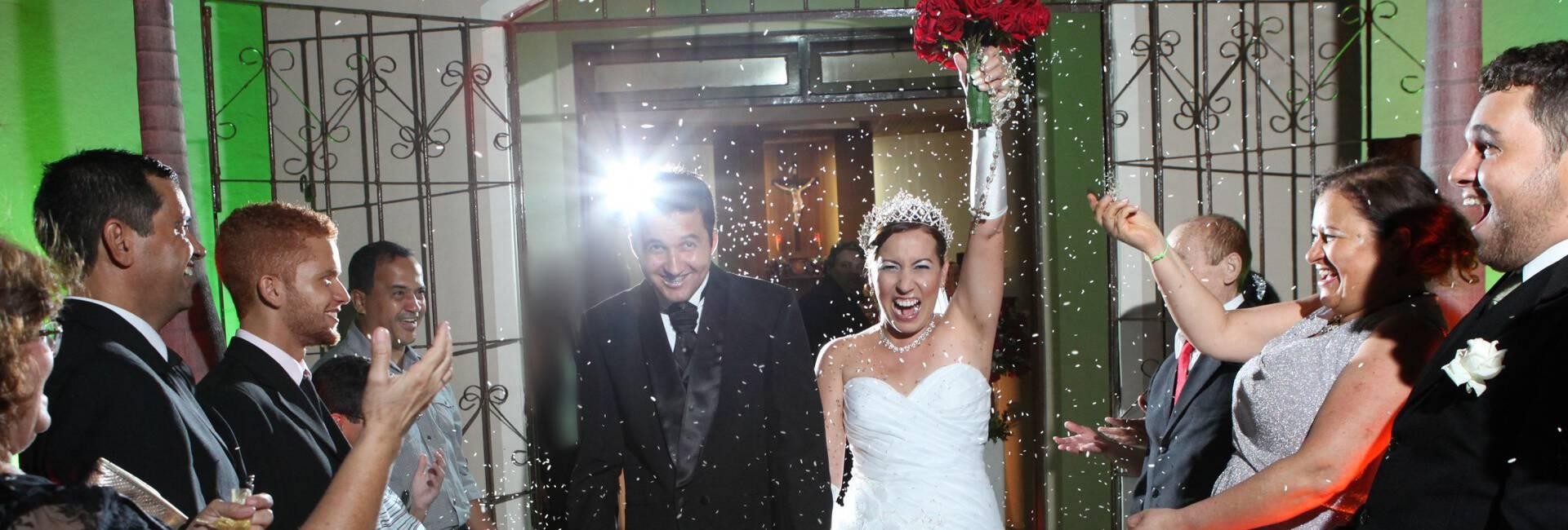 Casamento de Gisele & Gabriel