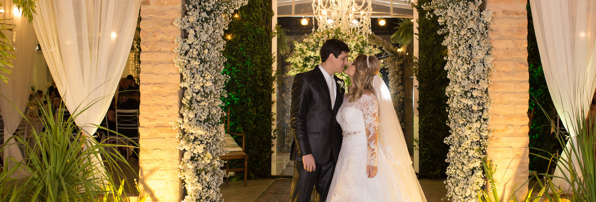 Casamento no Espaço Batalha de Yasmin e Nicolas