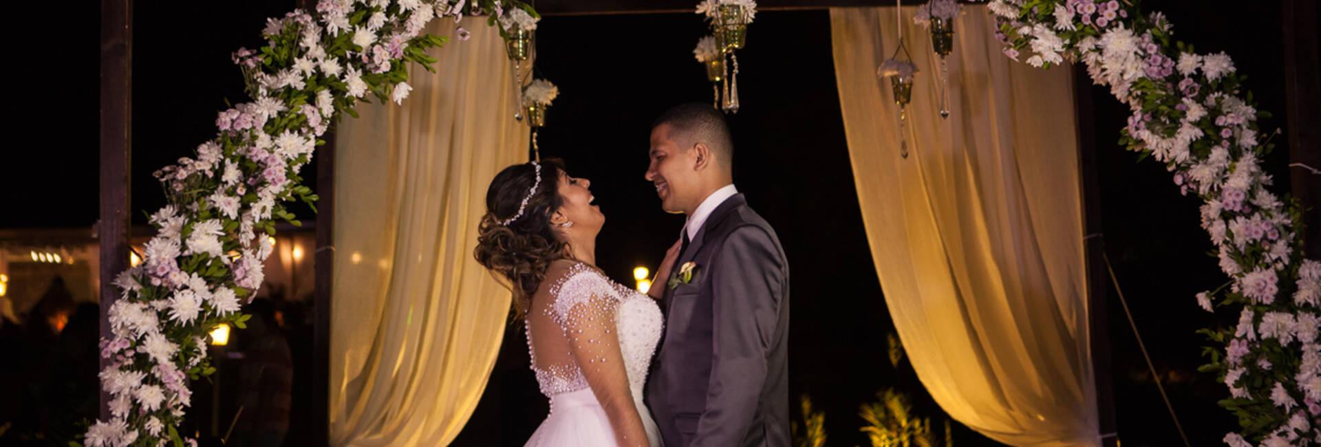 casamento de Polliana e Felipe