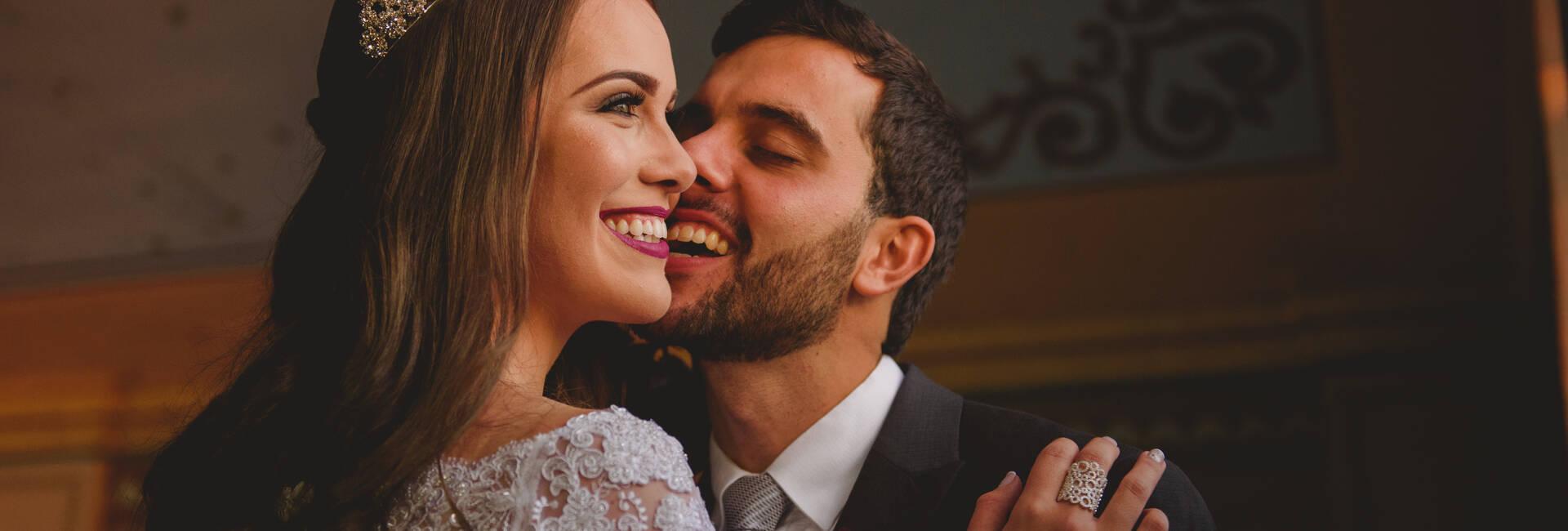 Annelisa&Vitor de Casamento