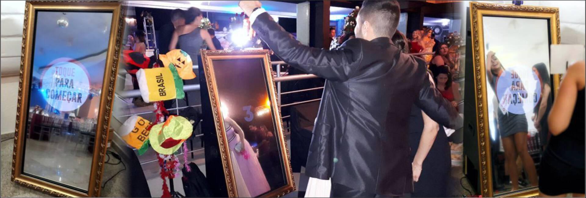 Conheça nosso de Espelho Mágico