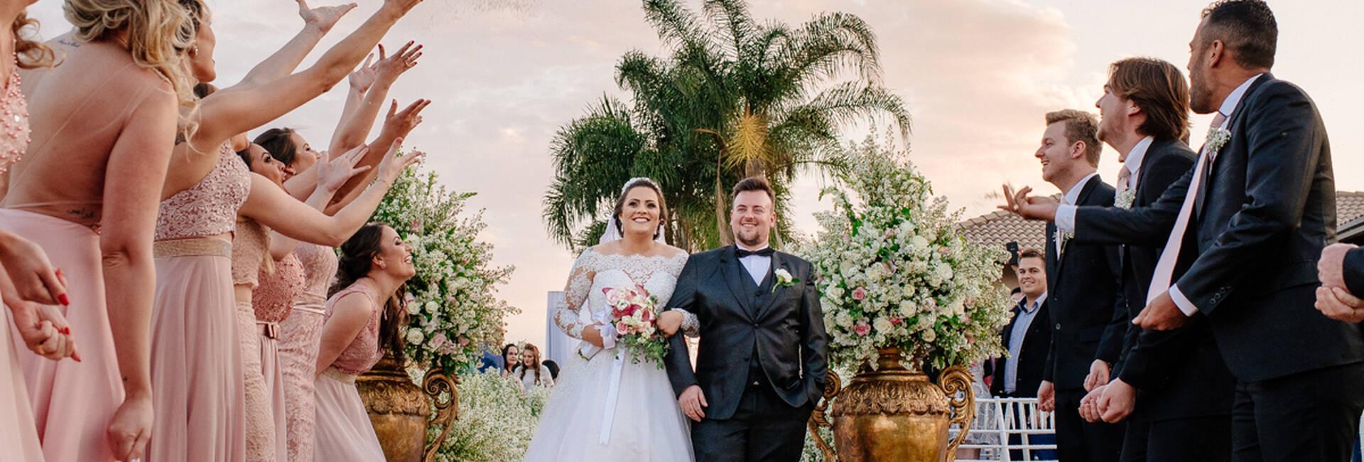 wedding de Suellen & Chris