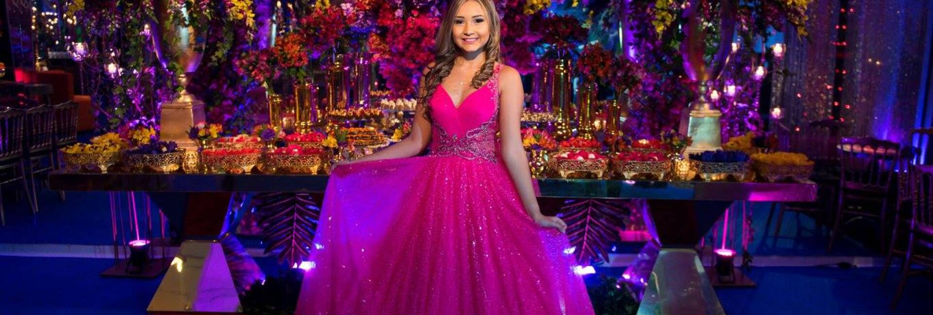 15 anos de Isabelle Castro