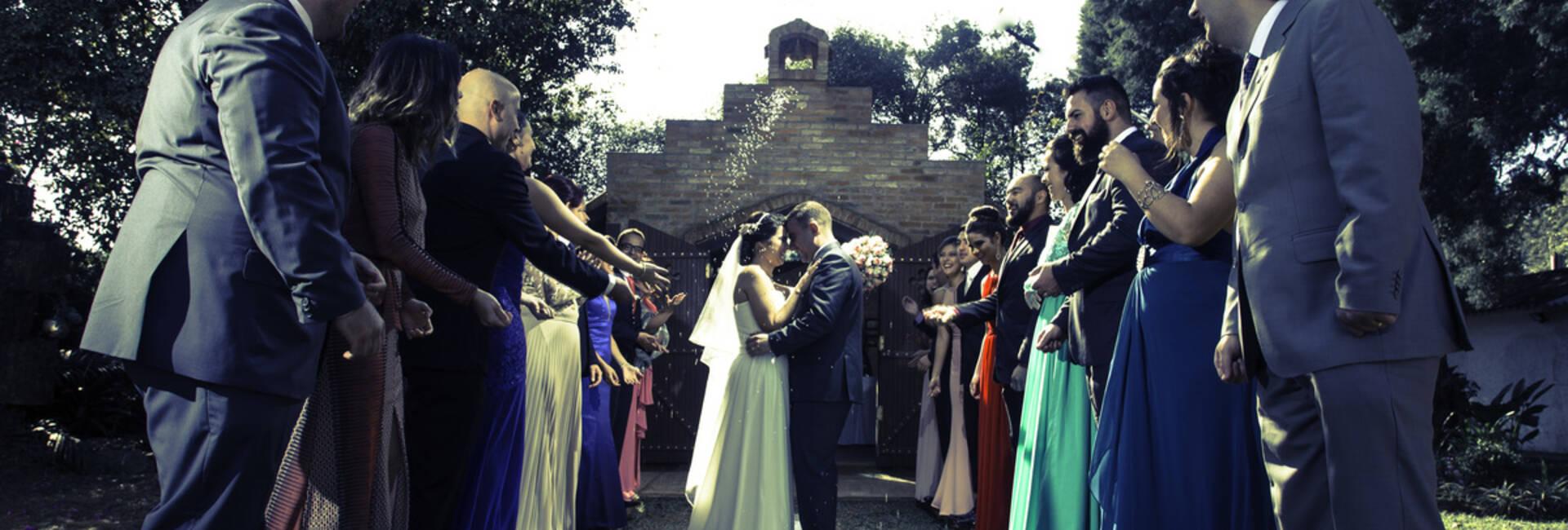 Casamentos de Paula & Kallu