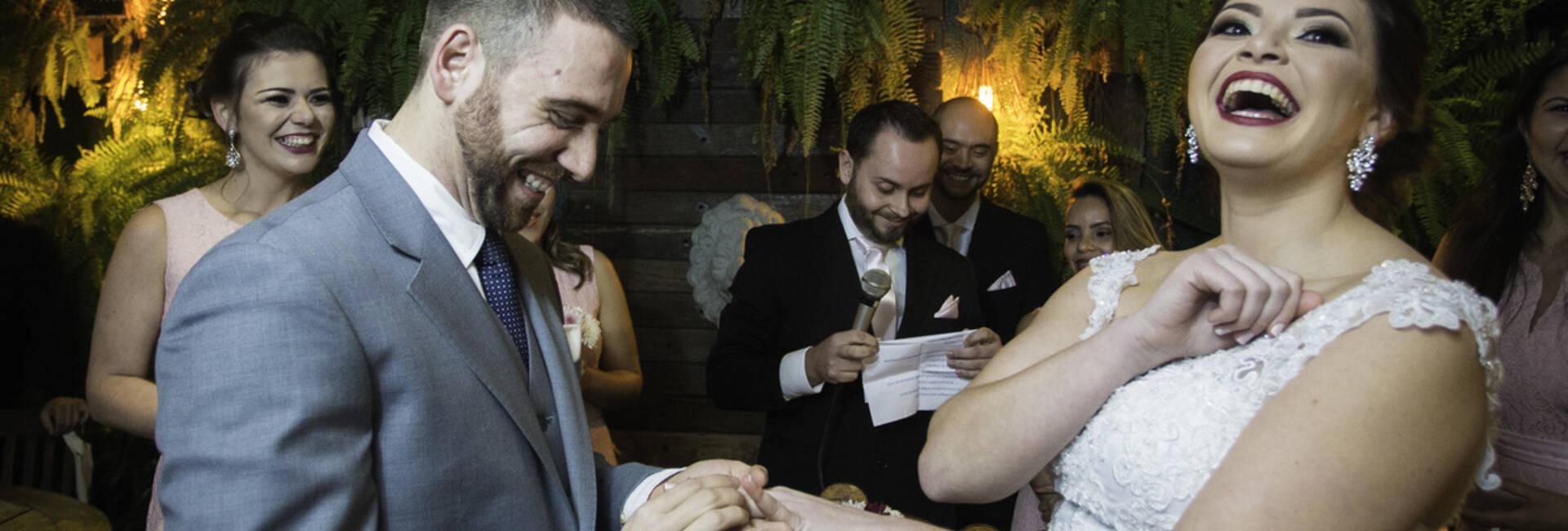 Casamentos de Nara & Dalton